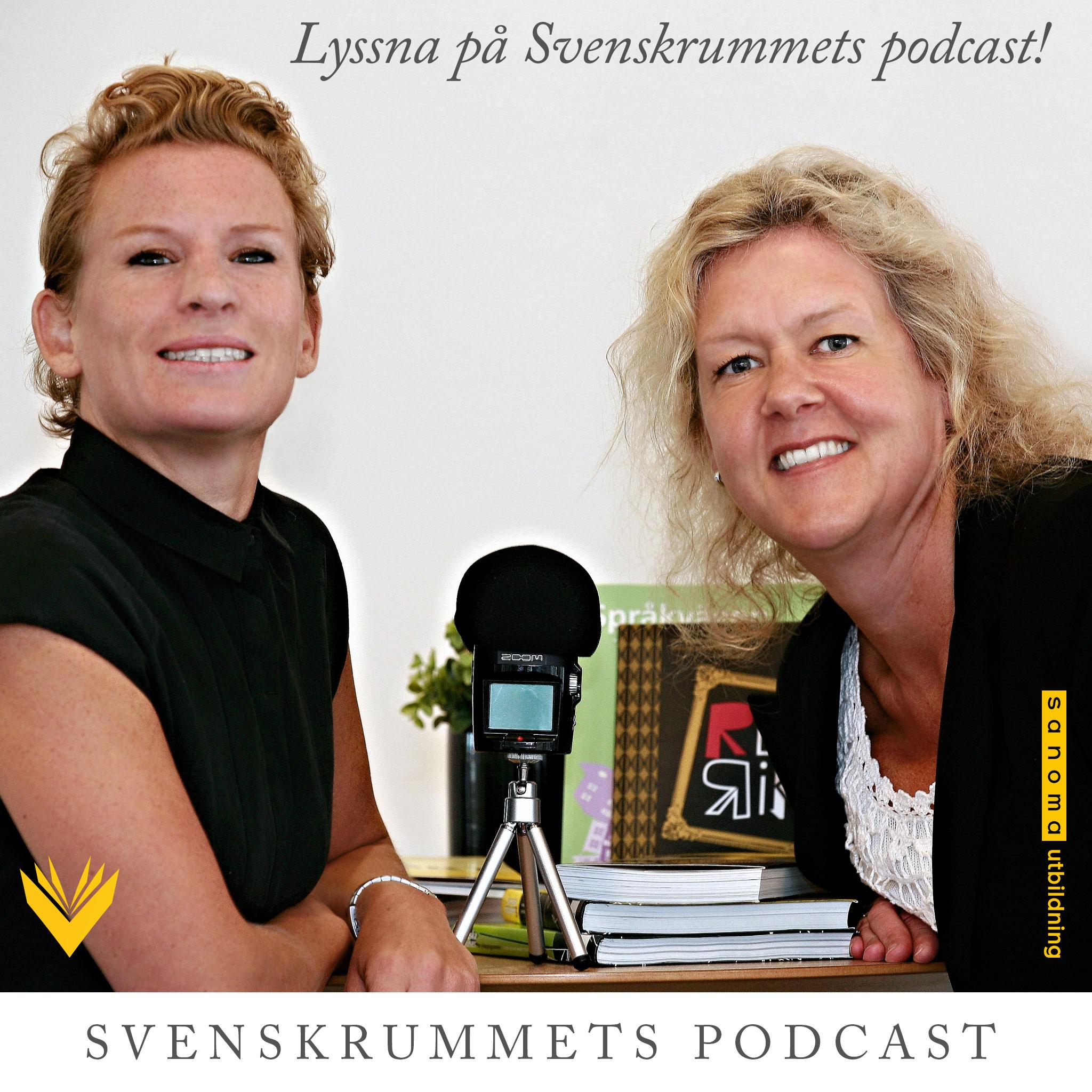 Svenskrummets podcast